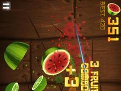 Fruit Ninja THD 1.2.0 Screenshot