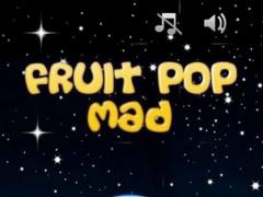 Fruit Pop Mad 2.3 Screenshot