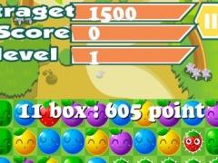 Fruit Pop Star Mania - Fruit Smasher Edition 1.0 Screenshot