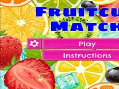 Fruitcup Match - PRO - Slide Rows And Match Juicy Fruit Puzzle Game 1.0 Screenshot