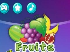 Fruits Games of Mind for Kids 1.0 Screenshot