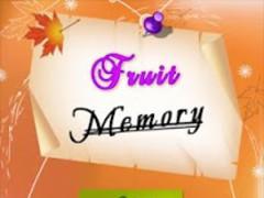 Fruits - Memory Games 1.0.1 Screenshot