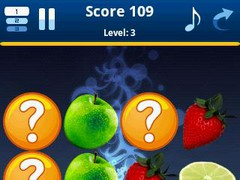 Fruits Memory 1.0.3 Screenshot