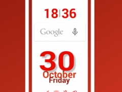FShelbyRed for Total Launcher 1.0 Screenshot