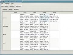 Fuel Manager  Screenshot