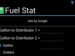 Fuel Stat 2.2 Screenshot