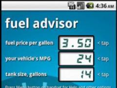 FuelAdvisor 1.0.1 Screenshot