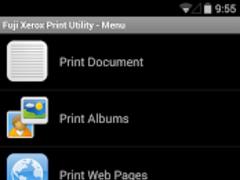 Fuji Xerox Print Utility 2.2.3 Screenshot
