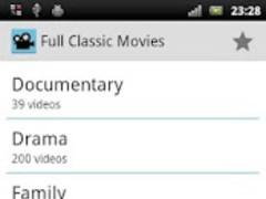 Full Classic Movies 2.3 Screenshot
