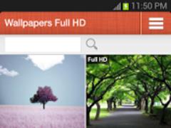 Full HD Wallpapers 1.40 Screenshot