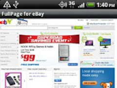 FullPage for eBay (USA) 3.4 Screenshot