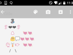 Fun Art - Emoji Keyboard 1.9 Screenshot