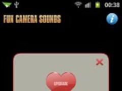 Fun Camera Sounds LITE 1.0 Screenshot