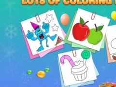 Fun Coloring Book 1.0 Screenshot