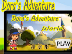 Fun Dora Run Adventure Game 1.0 Screenshot
