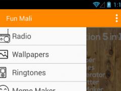 Fun Mali App 5 in 1 4.0 Screenshot