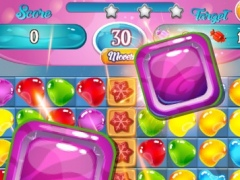 Fun Matching Candy Puzzle Game Expert Challenge 6 Screenshot