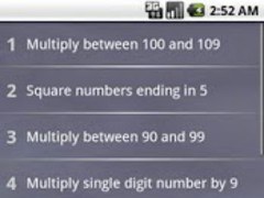 Fun Math Tricks Lite 1.29 Screenshot