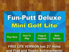 Fun-Putt Mini Golf Game LITE 4.4.1 Screenshot