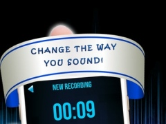 Fun Voice Modifier - Sound Change.r And Disguise.r With Pro Audio Effect.s 1.0 Screenshot
