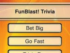 FunBlast! Trivia Quiz 1.03 Screenshot