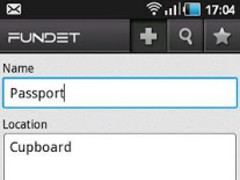 FUNDET 1.1 Screenshot