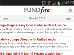 FundFire 1 Screenshot