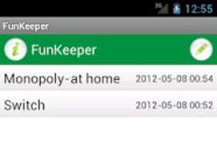 FunKeeper 1.0.3 Screenshot