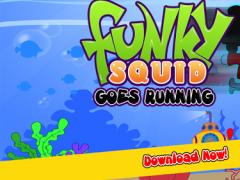 Funky Squid Goes Running 1.0 Screenshot