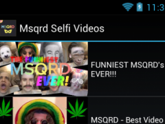 Funniest Selfi MSQRD Videos 1.0 Screenshot