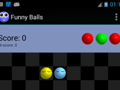 Funny Balls 2.2.1 Screenshot
