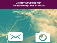 Funny Birthday Cards 1.1 Screenshot