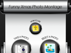 Funny Christmas Photo Montage 1.8 Screenshot