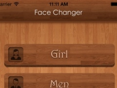 Funny Face Changer: The Photo Booth 1.2 Screenshot