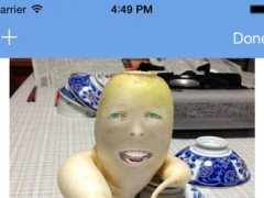 Funny Face Swap Booth HD - Put Face into Fruit & Vegetable to make you and your friends happy 1.2 Screenshot