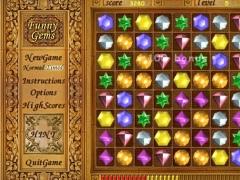 Funny Gems 2.0 Screenshot