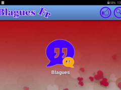 Funny Jokes French 1.1 Screenshot