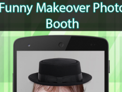 Funny Makeover Photo Booth 1.0 Screenshot