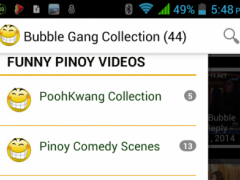 Funny Pinoy Videos 1.0 Screenshot