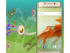 Funny SMS Ringtones 2017 0.1 Screenshot
