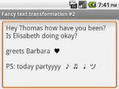 Funny Text Creator Donate 1.6 Screenshot
