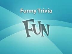 Funny Trivia 2.0 Screenshot