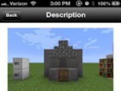 Furniture Ideas: Minecraft 1.0 Screenshot