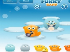FurryBand ™ : The furry band. Free music for family 6.72 Screenshot