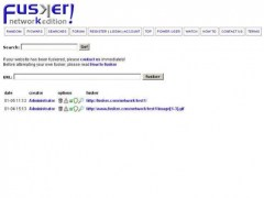 Fusker  Screenshot