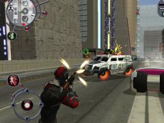 Future Crime Simulator 1.7 Screenshot
