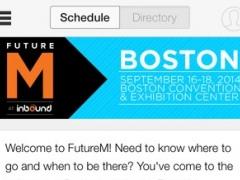 FutureM 2014 1.0 Screenshot