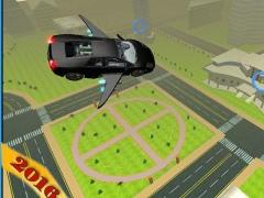Futuristic Super Flying Car 1.0 Screenshot