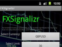 FXSignalizr 1 Screenshot