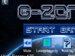 G-Zone 1.1 Screenshot